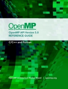 OpenMP 5.0 Reference Guide